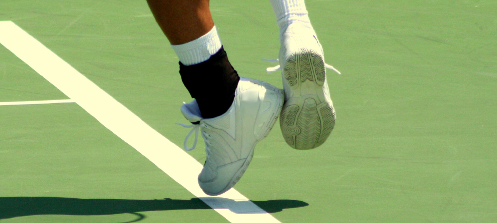 pay extra attention to your footwork