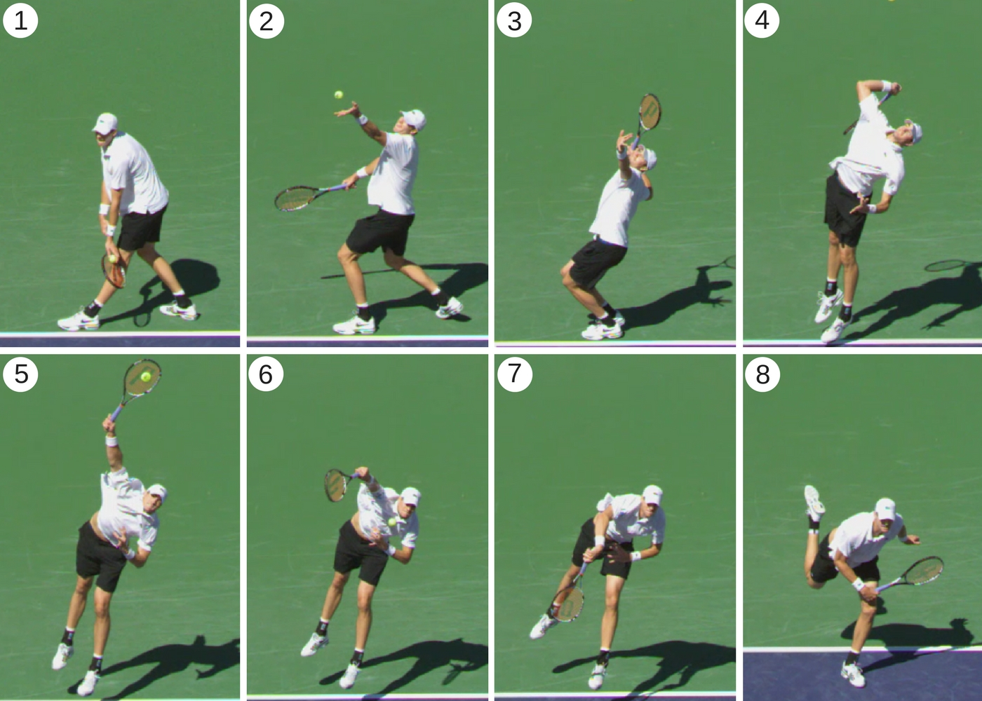 Beginner tips How to serve step by step