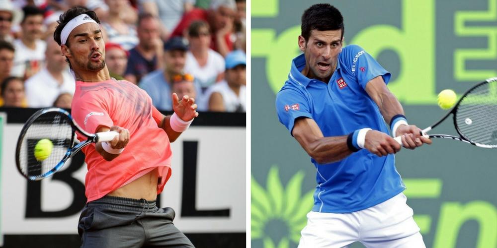 Tennis groundstroke overview