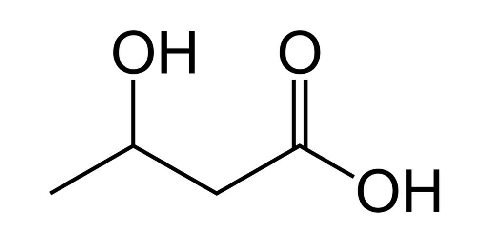 beta hydroxybutyrate keto