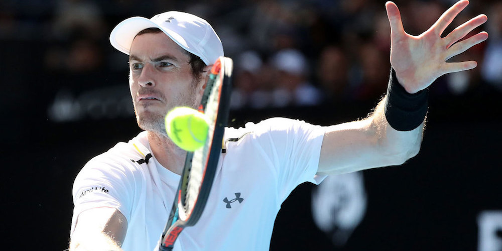 tennis myth watch the ball - andy murray
